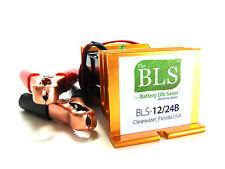 BLS-12/24B EX AUSTRALIA Battery Life Saver reviver for 12 and 24 volt golf Cart