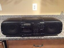 Classis Panasonic RX-DS30 Boombox AM/FM Radio Cassette Recorder CD Player Works