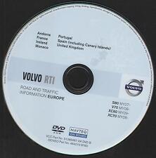 Volvo RTI Europe Disc B für MMM2 System - gebraucht,aber Top!