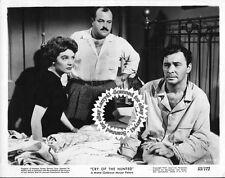 Lot of 3, Sullivan, Conrad, Bergen, Gassman stills CRY OF THE HUNTED (1953)LewiS