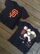 San Francisco Giants 18 Month Baby Toddler Shirt Lot Tshirts