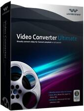 WONDERSHARE VIDEO CONVERTER ULTIMATE 10.2 CONVERTS MP4/DivX/XVid/AVI/MKV  FULL