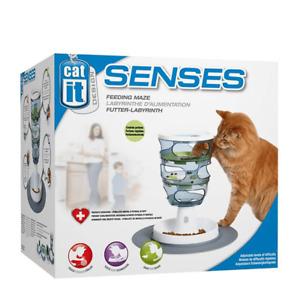 Catit Cat Senses Food Maze Cat Kitten Interactive Play Toy