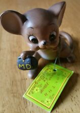 Josef Originals DOC Doctor MD Mouse Village  Figurine