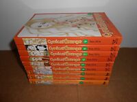Cynical Orange vol. 1-9 Manhwa Manga Graphic Novel Book Complete Lot in English