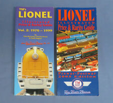 pair of lionel price and rarity guides manuals 1998 2005 ebay rh ebay com Rarity Colors My Little Pony Rarity
