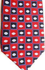 """Pfizer Men's Novelty Silk Tie 61.5"""" X 3.75"""" Pfizer Advertising Tie"""
