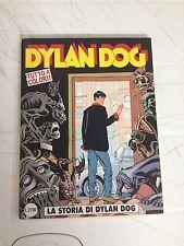 DYLAN DOG N.100 LA STORIA DI DYLAN DOG - ORIGINALE OTTIMO - SCLAVI - BONELLI