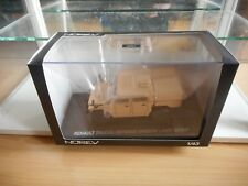 Norev Renault Truck Defense Sherpa Light Scout in Army Brown on 1:43 in Box