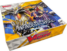 Cardfight Vanguard Infinideity Cradle Booster Box Factory Sealed English NEW