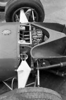 Photo Chris Amon Ferrari 312 V12 1969 British F1 GP Grand Prix Silverstone #3