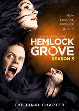 HEMLOCK GROVE - Season 3 - DVD - Region 2 (Europe / UK) * NEW + SEALED