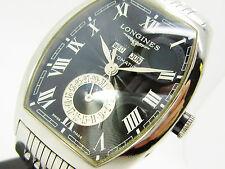 Genuine Longines Evidenza multi-calendar fasi luna automatic Men's Watch, L26714