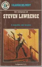 IL MARCHIO DEL TEXANO - STEVEN LAMBERT