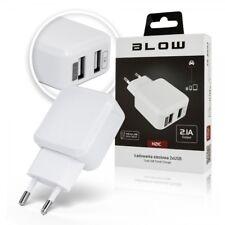 2A Dual USB Ladegerät Netzteil Adapter Zigarettenanzünder für iPhone 5 / SE / 4