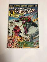 Amazing Spider-Man (1973) # 122 (VG/F) Death of Green Goblin!