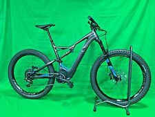 MINT 2016 Specialized TURBO Levo FSR Expert 6Fattie Large LG Mountain E-Bike
