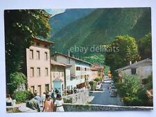 CHIUSAFORTE Via Roma alpino alpini Carnia Udine vecchia cartolina