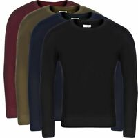 JACK & JONES Sweatshirt Holmen Sweat Rundhals Pullover Sweat S bis XXL 4 Farben