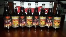 8 Pack Kiss Soda 4 Kiss Army Root Beer & 4- 1st Run KISS Cola w/C Rocket Fizz