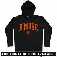 Orioles Ravens Men Youth Charm City 410 Baltimore Long Sleeve T-shirt LS