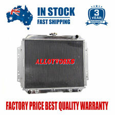 3Row Aluminum Radiator For HOLDEN RODEO TF G3 G6 87-97 2.2L 2.6L PETROL AT/MT