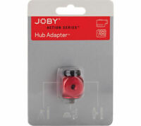 "JOBY 4 to 6 1/4""-20 Mounting Sockets  GoPro/ Action Camera, Tripods Hub Adapter"
