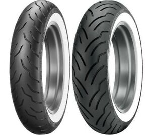 Avon Cobra 130//90-16 MT90B16 Whitewall WW Rear Tire Harley Touring Softail Dyna