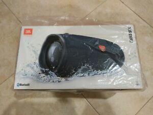 JBL Xtreme 2 JBLXTREME2BLUAM  Portable Bluetooth Speaker Blue  New MSRP $349.99