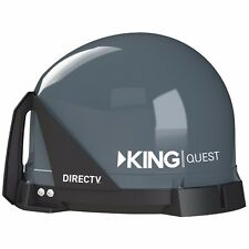 KING Quest Portable DIRECTV® Satellite Antenna - VQ-4100 NEW