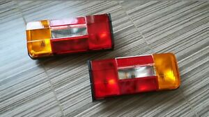 Tail Light SET For LADA 2106 1600, 2121 niva, 2106-3716010 + 2106-3716011