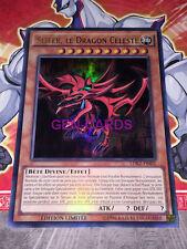 Carte Yu Gi Oh SLIFER, LE DRAGON CELESTE LDK2-FRS01