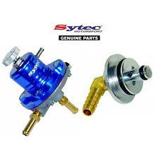 REGOLATORE di Pressione Carburante Sytec + Volkswagen GOLF MK3 MK4 VR6 Adattatore per binario di carburante