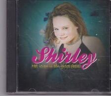 Shirley-Het Leven Is Een Groot Feest cd maxi single