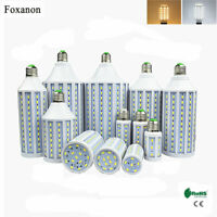 E27 7W-50W 5730SMD LED Corn Bulb Lamp Light Energy Saving Outdoor White 110-220V