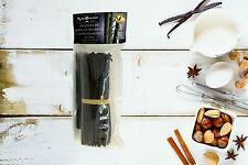 10 madagascar vanilla beans/vanilla pods grade A - PREMIUM -  USA SELLER