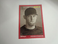 2013 Fathers Day *Studio 13* STEPHEN STRASBURG #1 Nationals Panini Packs