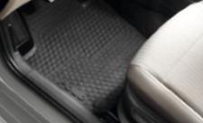 Genuine Volkswagen Polo Rubber Floor Mats Front Only Set of 2 06/2009-10/2017