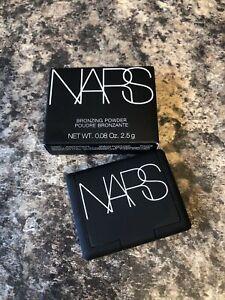 NARS Bronzing Powder in Shade 'Laguna' 1.2g, Mini Mirrored Compact, New & Boxed