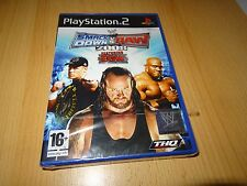 SMACKDOWN VS RAW 2008 (PS2) NUEVO PRECINTADO