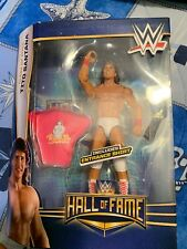 WWE ELITE HALL OF FAME - TITO SANTANA - CLASS OF 2004 - BRAND NEW IN BOX!