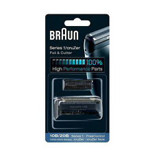 10B / 20B Braun Foil Cutter Replacement Shaver Series 1-190 2776 2864 2865 2876