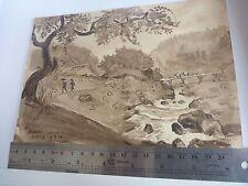 Período de Japón un obras de arte originales por artista Slade Harold D Collison-Morley Nikko