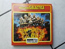 Mission Galactica   - Super 8mm , 110 meter,ton,s/w.   (Klassiker)   S/W !!!!!!!