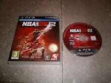 JEU PLAYSTATION 3 PAL Fr (PS3): NBA 2K12