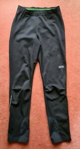 Gore Windstopper Softshell MTB Cycling Pants - Large - NEW
