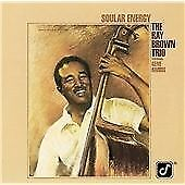 Soular Energy, Ray Brown Trio, Audio CD, New, FREE & FAST Delivery