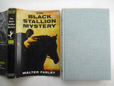 The Black Stallion Mystery, Walter Farley, DJ, 1st Edition, 1957