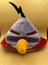 Angry Birds Space Laser Purple Bird Plush Rovio Changi Soft Stuffed Toy Doll
