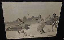 """Bud Browne """"Gun Ho The Movie"""" Hand Signed The Early Sixties Company Photograph"""